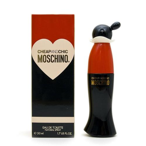 Cheap & Chic by Moschino, 1.7 oz Eau De Toilette Spray for women