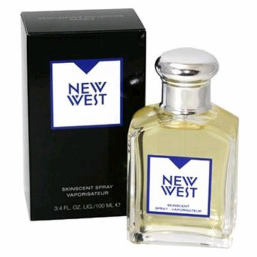New West by Aramis, 3.4 oz Skinscent Spray for men