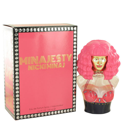 Minajesty by Nciki Minaj Eau de Parfum 3.4 Oz Spray For Women