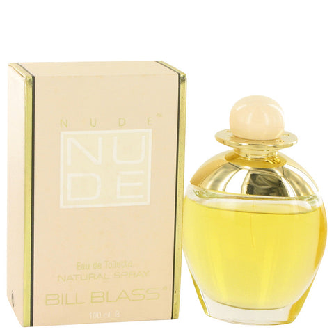 Nude by Bill Blass Cologne 3.4 OZ Spray For Women