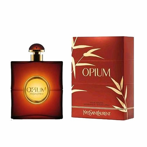 Opium by Yves Saint Laurent, Eau De Toilette 3 Oz spray For Women