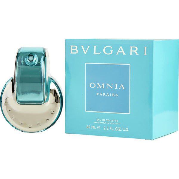 Omnia Paraiba by Bvlgari Eau de Toilette 2.2 Spray For Women
