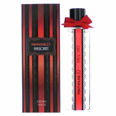 Penthouse Passionate by Penthouse, 3.4 oz Eau De Parfum Spray for Women