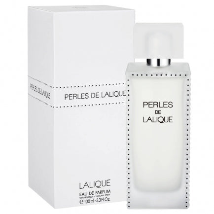 Lalique Perles De Lalique Eau De Parfum Spray for Women 3.4 oz