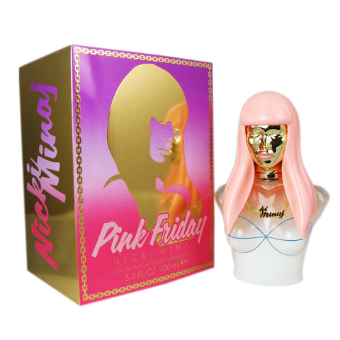 Nicki Minaj Pink Friday Eau de Parfum Spray, 3.4 Oz