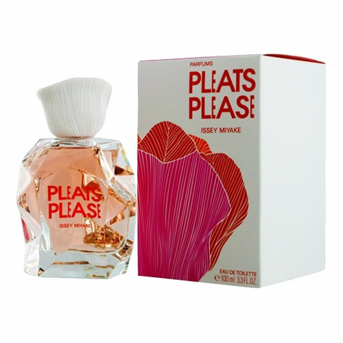 Pleats Please by Issey Miyake, 3.4 oz Eau De Toilette Spray for Women