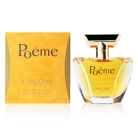 Poeme by Lancome Eau de Parfum 1.7 Oz Spray For Women