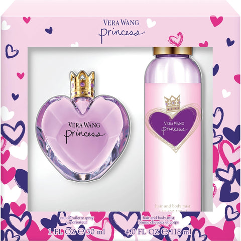 Princess by Vera Wang Eau de Toilette 1 Oz Gift Set For Women