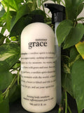 Philosophy Pure Grace Desert Summer Firming Body Emulsion Lotion Luxury 32 oz.