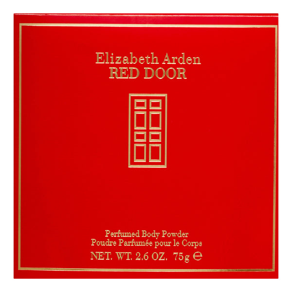 Red Door Perfumed Body Powder 2.6 Oz By Elizabeth Arden
