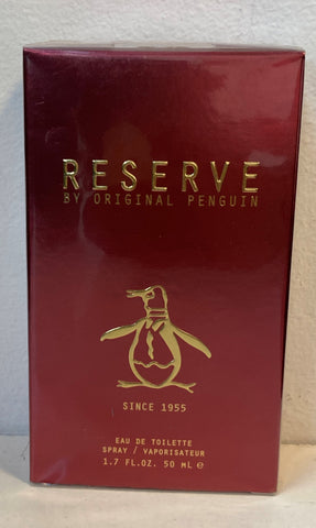 Reserve by Original Penguin Eau de Toilette 1.7 Oz Spray For Men