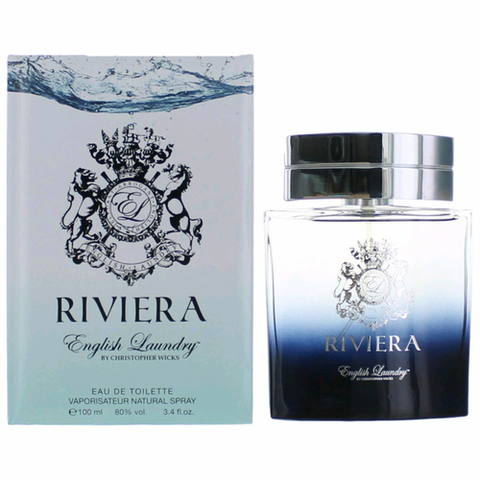 Riviera Cologne by English Laundry