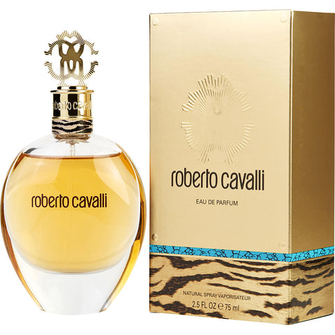Roberto Cavalli by Roberto Cavalli Eau de Parfum 2.5 Oz Spray For Women