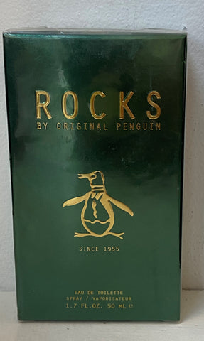 Rocks by Original Penguin Eau de Toilette 1.7 Oz Spray For Men
