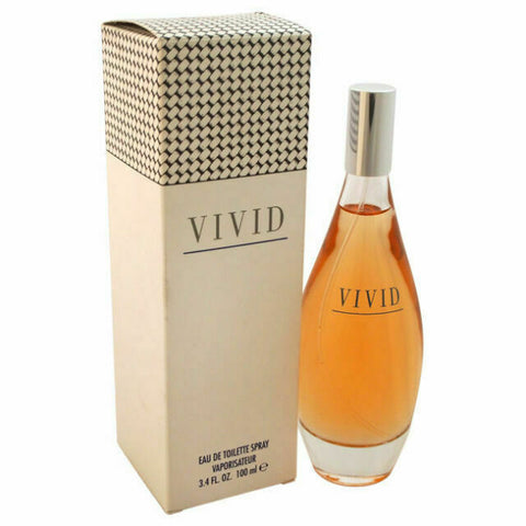 Vivid by Liz Claiborne for Women - 3.4 oz EDT Spray
