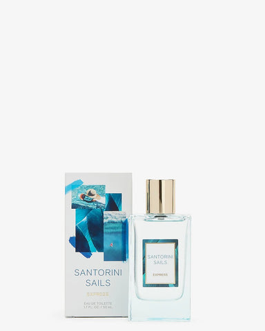 Santorini Sails by Express Eau de Toilette 1.7 Oz Spray For Women