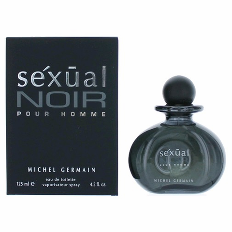 Sexual Noir by Michel Germain, 4.2 oz Eau De Toilette Spray for Men