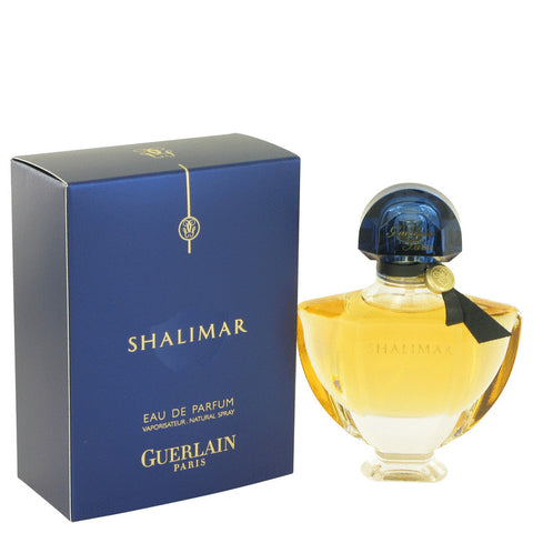 Shalimar by Guerlain Eau De Toilette 1.0 Oz Spray For Women