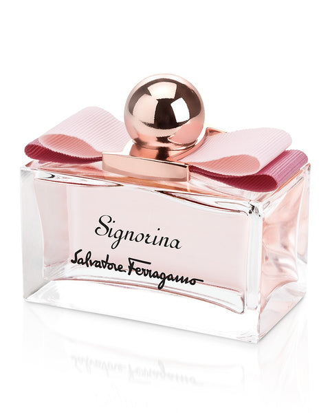 Signorina By Salvadore Ferragamo Eau De Parfum 3.4 Oz Spray