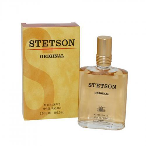 Stetson by Coty 3.5 oz After Shave Splash for Men