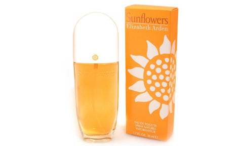 SUNFLOWERS by Elizabeth Arden Eau De Toilette Spray 1.7 oz