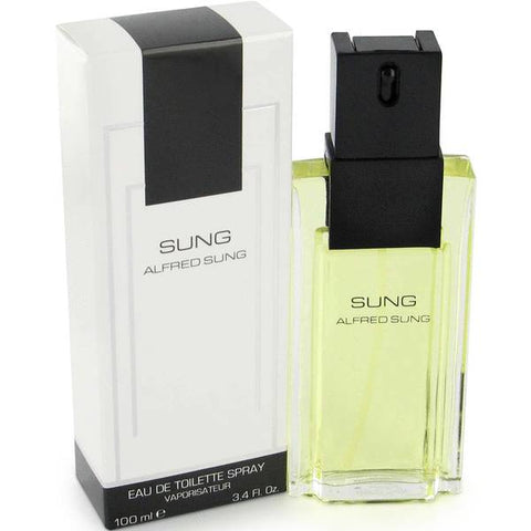 Sung By Alfred Sung EDT 3.4 Oz Spray For Women