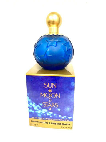 Sun Moon Stars Perfume 3.3 oz EDT Spray for Women (RELAUNCHED)
