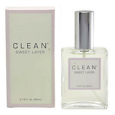 Clean Sweet Layer by Clean Eau de Parfum 2.14 Oz Spray For Women