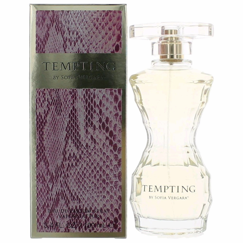 Tempting by Sofia Vergara, 3.4 oz Eau De Parfum Spray for Women