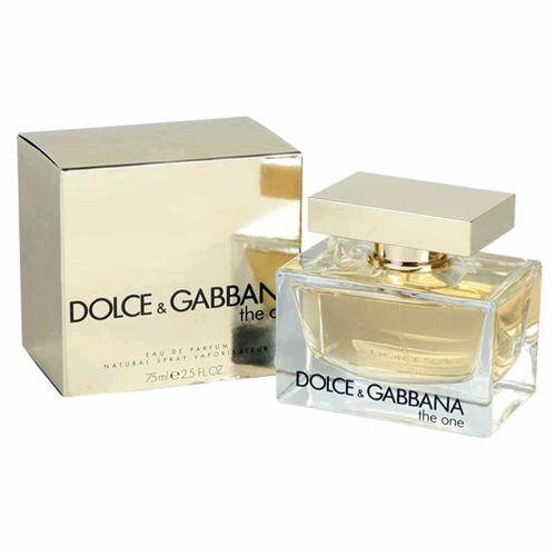 The One by Dolce & Gabbana, 2.5 oz Eau De Parfum Spray for Women