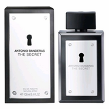 The Secret by Antonio Banderas Eau de Toilette 3.4 Oz Spray For Men