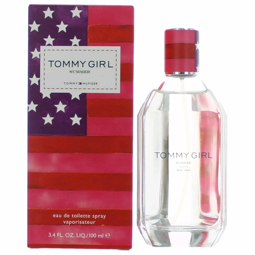 Tommy Girl Summer 2016 Perfume by Tommy Hilfiger for Women