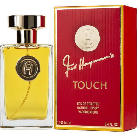 Touch by Fred Hayman Eau de Toilette 3.4 Oz For Women Spray