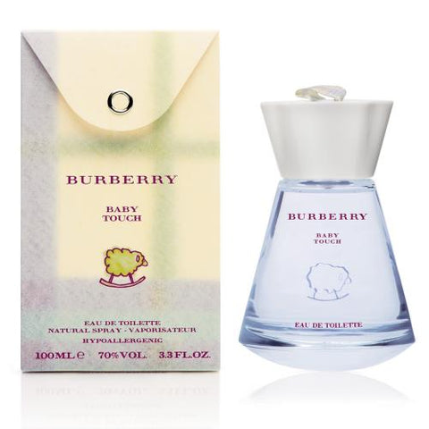 Burberry Baby Touch by Burberry Eau de Toilette 3.3 Oz Spray For Women