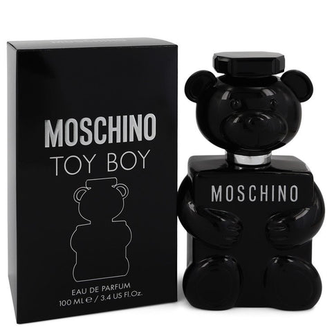 Moschino Toy Boy by Moschino Eau de Parfum 3.4 Oz Spray For Men