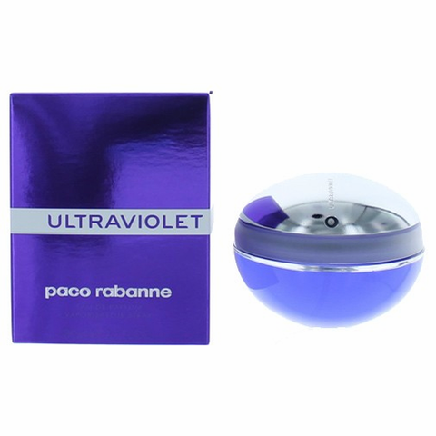 Ultraviolet by Paco Rabanne, 2.7 oz Eau De Parfum Spray for Women