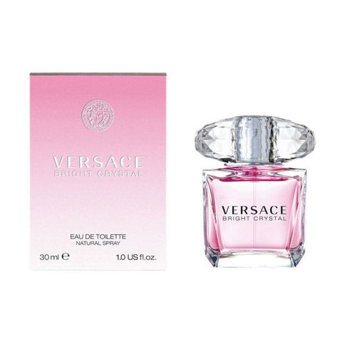 Bright Crystal by Versace Eau De Toilette 1.0 Oz Spray For Women