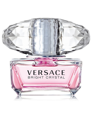 Versace Bright Crystal by Versace Eau de Toilette 1.7 Oz Spray For Women