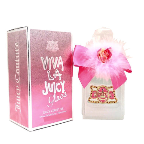 Viva La Juicy Glace by Juicy Couture Eau de Parfum 3.4 Oz Spray For Women