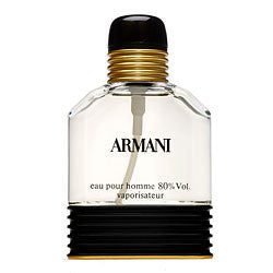 Armani Pour Homme Eau De Toilette Spray 1.7 Oz Spray