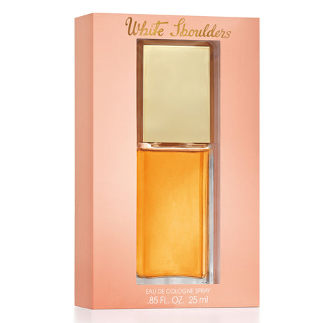 White Shoulders by Eau De Cologne .85 Oz Spray For Women