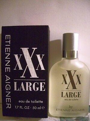 XXX Large by Etienne Algner Eau de Toiltte 1.7 Oz Spray For Men