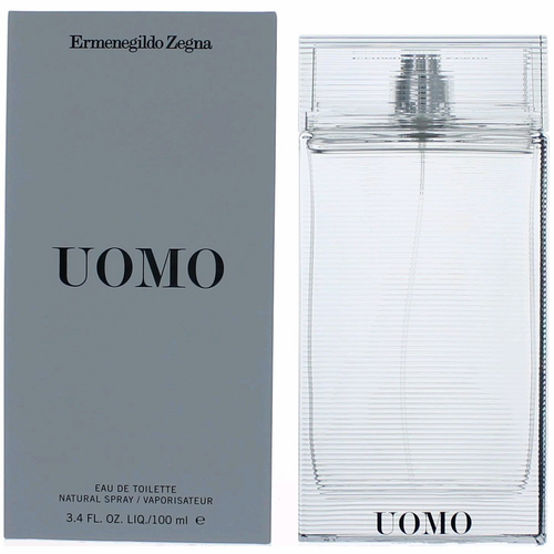 Zegna Uomo by Ermenegildo Zegna, 3.4 oz Eau De Toilette Spray for Men