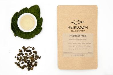 Formosa Fame - Light Roast Alishan Oolong