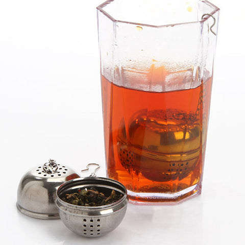 New Tea Infuser Essential Stainless Steel Ball - Cool Stuff