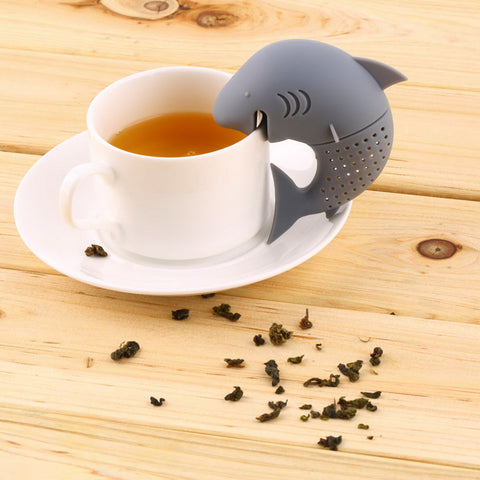 Cute Shark Tea Infuser - Cool Stuff