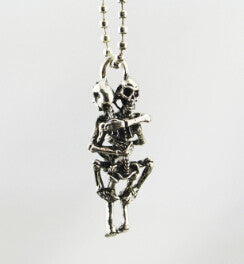 Skull Necklace Men Skull Pendant Men Necklace - Cool Stuff