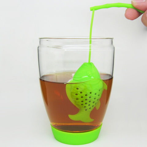 Kawaii Fish Tea Infuser - Cool Stuff