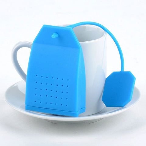 New  Bag Style Silicone Tea Infuser - Cool Stuff