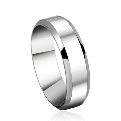 Silver Color Stainless Steel Men's 2017 Fashion Man Ring - Cool Stuff
